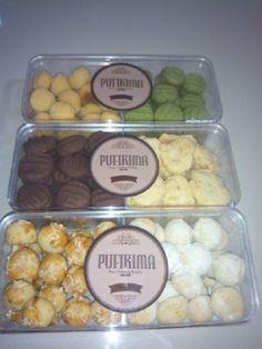 Jual Pufikima - Cookies (Kue Kering per toples / parcel) Lebaran/Souvenir dengan harga Rp 75.000 dari toko online Mix it up!, Denpasar. Cari produk kue kering lainnya di Tokopedia. Jual beli online aman dan nyaman hanya di Tokopedia.