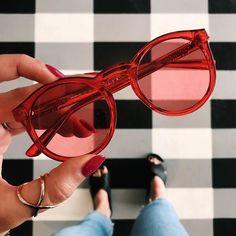 "c911456faf QUAY AUSTRALIA on Instagram  ""Seeing red like 😍 KOSHA COMEBACK ✨ Dropping  this week in three colours  QUAYAUSTRALIA"""