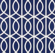 Robert Allen - Dwell Studio Bella Porte Twilight 100% Cotton