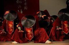 鳥肌の立つほどカッコイイ! 妖しく美しい世界観のよさこいチーム「太宰府まほろば衆」が話題に - Togetterまとめ Japanese Design, Japanese Art, Japanese Things, Japanese Style, Samurai, Japanese Festival, Japanese Folklore, Year Of The Rat, Japanese Outfits