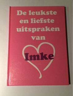Tante Marijke: Boekjes voor de leukste en liefste uitspraken...