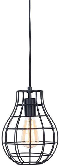 It\'s About RoMi Hanglamp Antwerp Zwart Draadijzer - Design meubelen ...