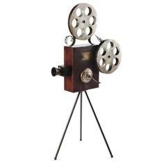 Have your own movie camera #kirklands #lightscameradecorate