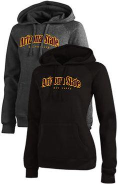 Arizona State University Women's Sport Hooded Sweatshirt | Arizona State University