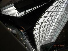 (foto di Purple) EXPO 2015, Milano, Italy. soffitto del padiglione italiano.