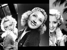 Movie Legends - Joan Blondell (Portrait)