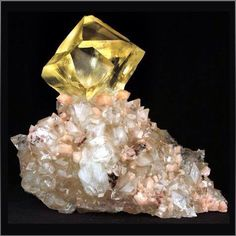 Golden Calcite