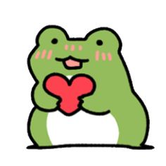 Frog Pictures, Cute Pictures, Frog Drawing, Frog Art, Cute Emoji, Funny Emoji, Cute Messages, Dibujos Cute, Cute Frogs