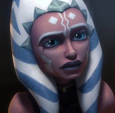 She is such a strong female charater, thankyou lucasfilm!!!