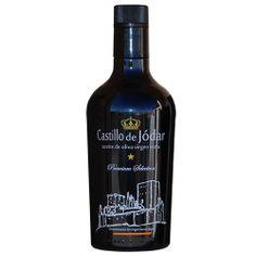 Botella Premium de Castillo 500ml.