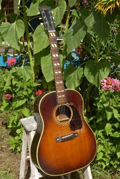1946 Gibson Southern Jumbo Slope Dread Guitar | Reverb