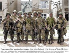 101st airborne d-day pictures