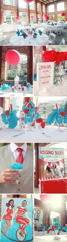 #Carnival Theme. We love this totally fun, totally accessible as a #DIY event. - really like the cut out!!!!!!!