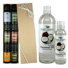 Giveaway: Cold and Flu Essential Oils Set with Coconut Oil Carrier ($56.94 Value)   The Nourished Life