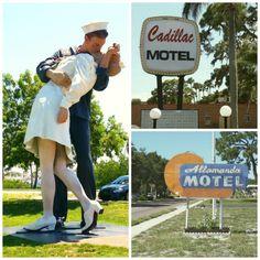 Retro Roadside Attractions in Sarasota, Florida. Photo Credit: Mary Moore / Retro TravelingMom