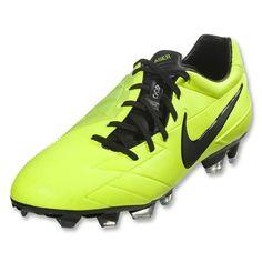 Nike Total90 Laser IV (Volt/Citron/Black)  $209