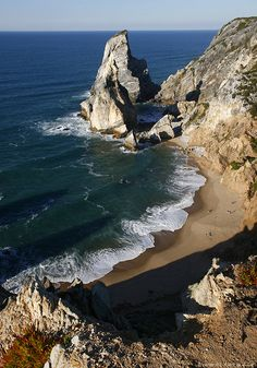 South Cliffs of Portugal