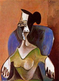 Pablo Picasso                                                                                                                                                                                 More