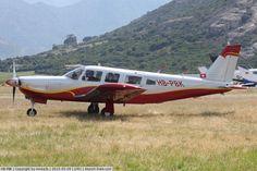HB-PBK, 1976 Piper PA-32R-300 Cherokee Lance C/N 32R-7780141, Taxiing