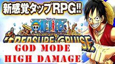 One Piece Treasure Cruise Mod Apk - Mod God Mode, Damage Increased