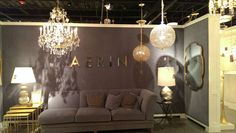 aerin lighting showroom - Google Search