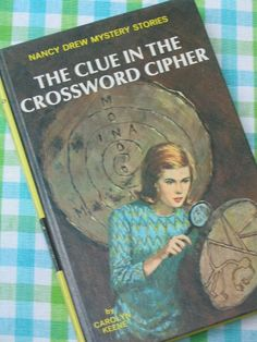 I loved Nancy Drew!