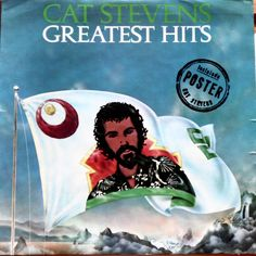 CAT STEVENS Greatest Hits 1975 PORTUGAL Rare 33 Vinyl LP Album Record 5009310 #1960s1970sFolkPopPopRockSingerSongwriterTraditionalVocal Lp Vinyl, Vinyl Art, Vinyl Records, Lp Album, Cd Cover, Album Covers, Cat Stevens, Greatest Hits, Classic Rock