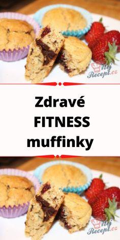 Zdravé FITNESS muffinky