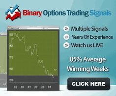 Live testing of 'Binary Options Trading Signals' for two weeks. Review and real independent results!