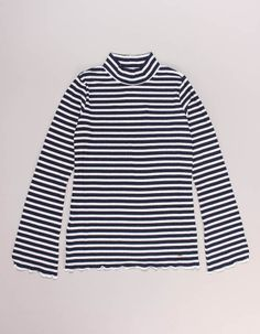 Pinko Blue and White Stripes Print Top Winter Essentials, Junior Outfits, Stripe Print, Blue And White, Stripes, Long Sleeve, Mens Tops, Shirts, Layering