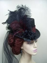Image result for Victorian era wedding hairstyles, hair pin