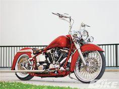 1987 Harley Davidson Heritage Softail