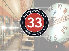 Bob's Java Hut | 612.871.4485 | Coffee • Espresso • Food