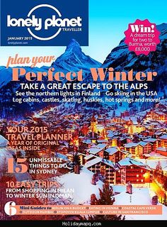 Nice Lonely Planet 2015