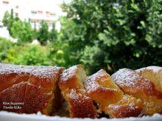 Προσωπικό Ημερολόγιο Αλμυρών Και Γλυκών Δημιουργιών My Recipes, Cravings, French Toast, Deserts, Sweets, Cakes, Breakfast, Food, Morning Coffee
