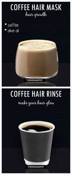 How to use coffee for skin and hair