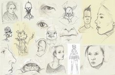 Polycount's Sketch Thread! - Page 2 - Polycount Forum