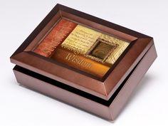 Cottage Garden Serenity Prayer Inspirational Digital Music Musical Jewelry Box Plays My Wish by Rascal Flatts