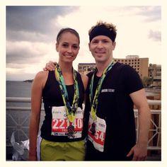 Race Day Q&A (half-marathon training). #FitFluential