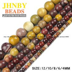 Aliexpress.com: Buy JHNBY Mokiate Egg Yolk Natural Stone Loose Ball Round Superior Quality 4/6/8/10/12 MM Jewelry Accessories DIY bracelet diy bracelet reliable suppliers at JHNBY (Johan's Beads) Store