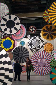 A Feast Of Moving Color At MOCA's Transmission LA