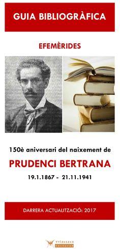 Prudenci Bertrana i cinc cèntims de la seva obra.