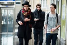 On the Streets of Paris Fashion Week Fall 2014 - PFW Street Style Day 2