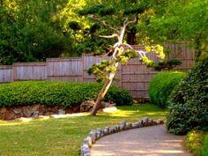 Jardines Con Aire Oriental: Jardín Japones y Jardín Zen - Cerco de Cañas