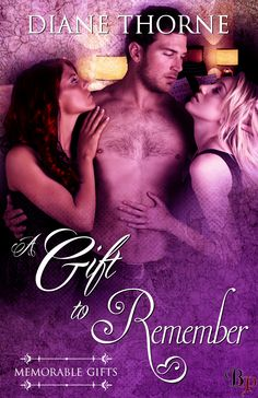 A Gift To Remember: Memorable Gifts, Book 1  www.breathlesspress.com Very hot read. Short but sizzling.