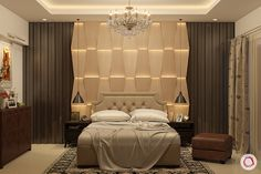 Nature Inspired Home Interiors Add Freshness To Living Luxury Home Decor, Luxury Interior, Decor Interior Design, Luxury Homes, Master Bedroom Design, Modern Bedroom, Modern Bedding, Luxury Bedding, Bed Design