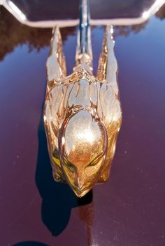 1941 Cadillac Hood Ornament...Re-pin Brought to you by agents at #HouseofInsurance in #EugeneOregon for #LowCostInsurance.