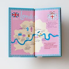 City guide book for children (start the love young, I always say)
