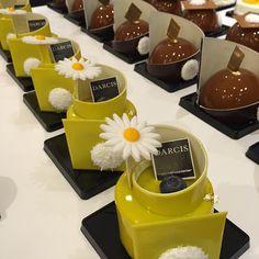 Formation de Johan Martin cher Darcis que du bonheur.... #pastry #passion…