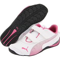 Drift Cat III L Diamond Fade V (Infant/Toddler/Youth) by Puma Kids